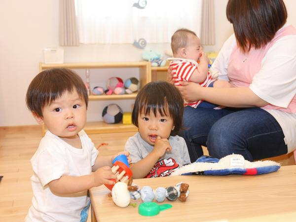子供たちが主体的、意欲的に遊べる